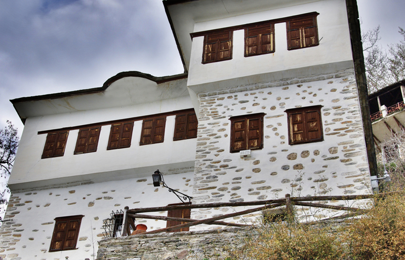 Museum of Traditional Art and History of Pelion, Makrinitsa