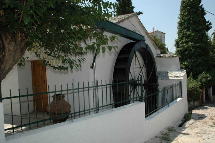 Chatziyiannis' Traditional Olive Press – Exhibition of Rural Economy